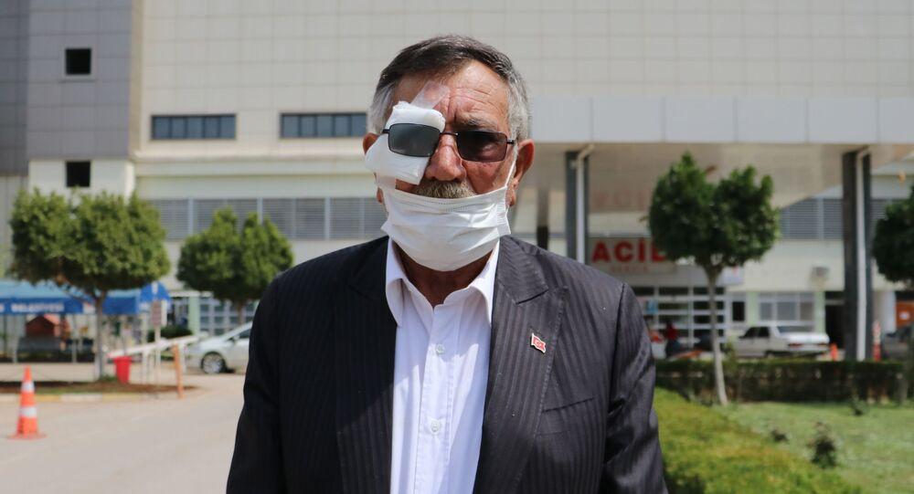 Eski muhtar Mustafa Hayatoğlu, Adana