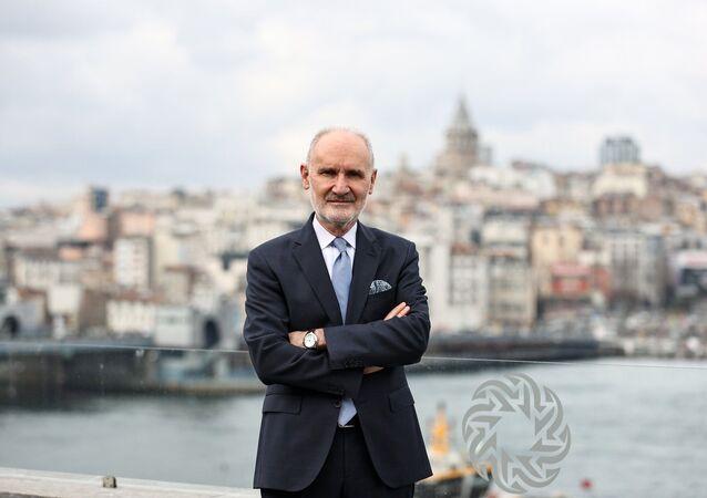 İstanbul Ticaret Odası Başkanı Şekib Avdagiç