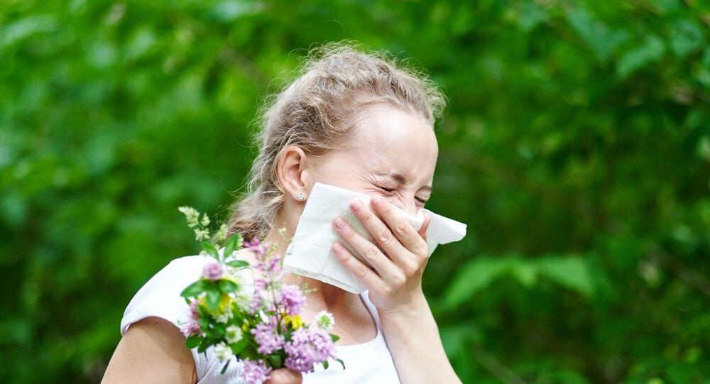 hapşuruk - bahar nezlesi- alerji