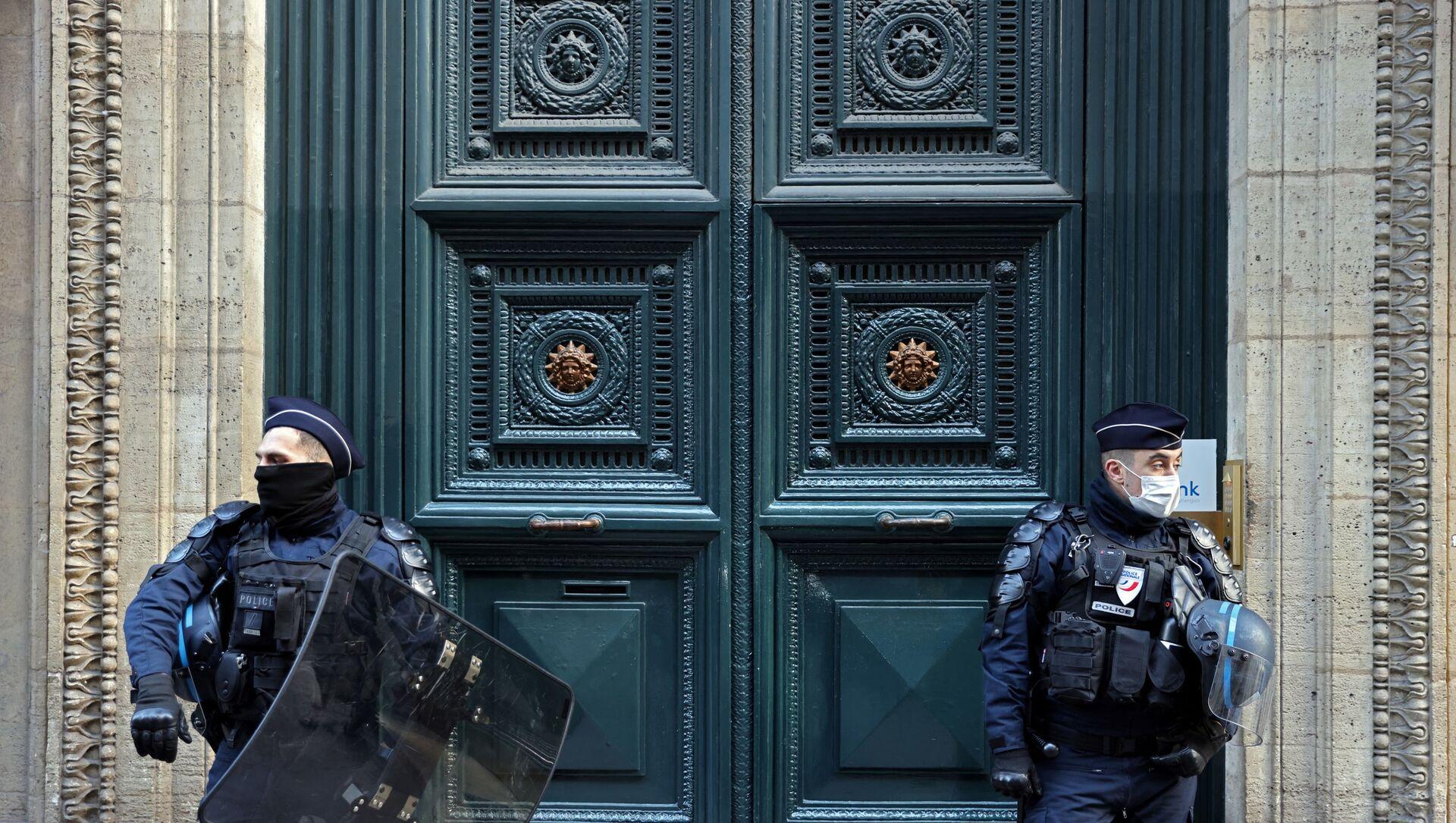 Fransa polis - Palais Vivienne - Sputnik Türkiye, 1920, 09.04.2021