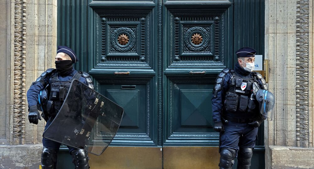 Fransa polis - Palais Vivienne