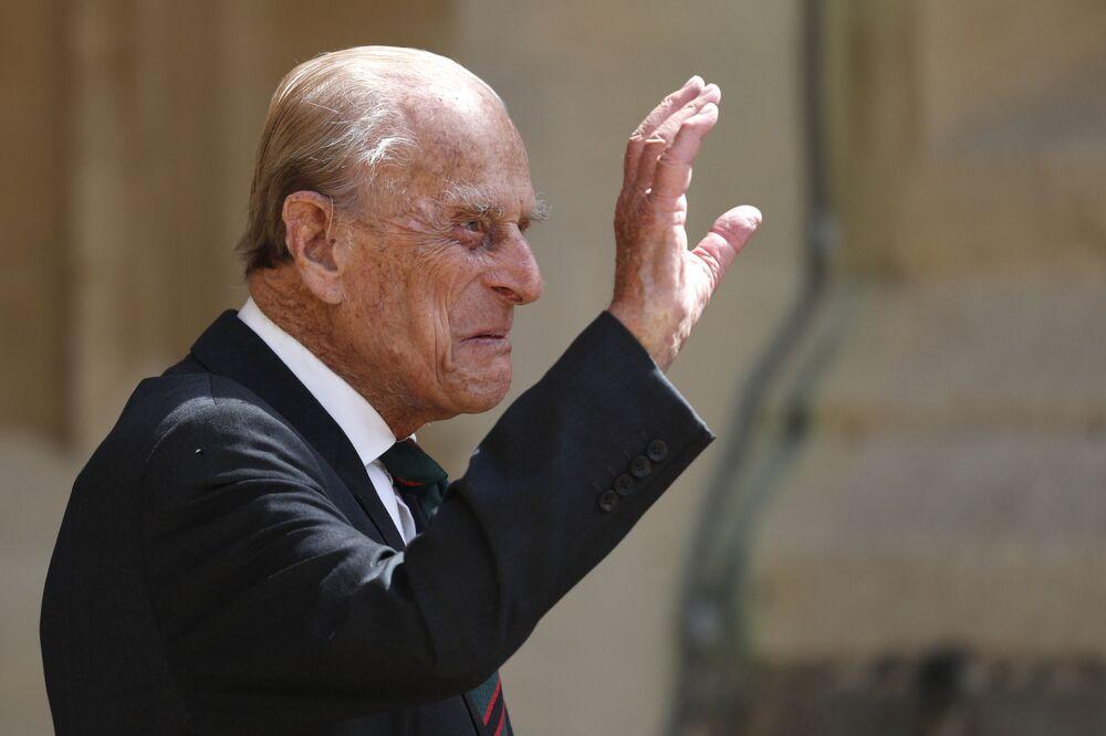 Prens Philip Haziran ayında 100 yaşına girecekti