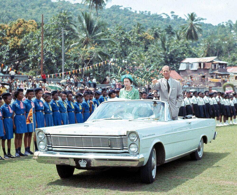 1981-1996 yılları arasında, Prens Philip Dünya Doğayı Koruma Vakfı'nın başkanlığını yürüttü