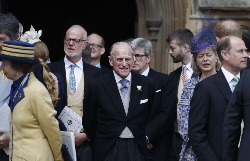 Gözlerini yumana kadar Prens Philip,  İngiltere Kraliyet Ailesi'nin en yaşlı üyesiydi