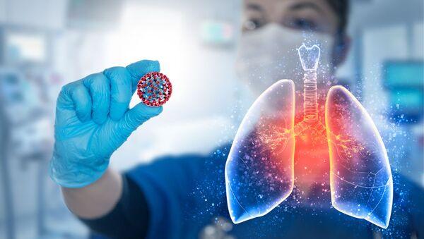 Japon doktorlar, bir Kovid-19 hastasına dünyanın ilk canlı donör akciğer naklini gerçekleştirdi - Sputnik Türkiye