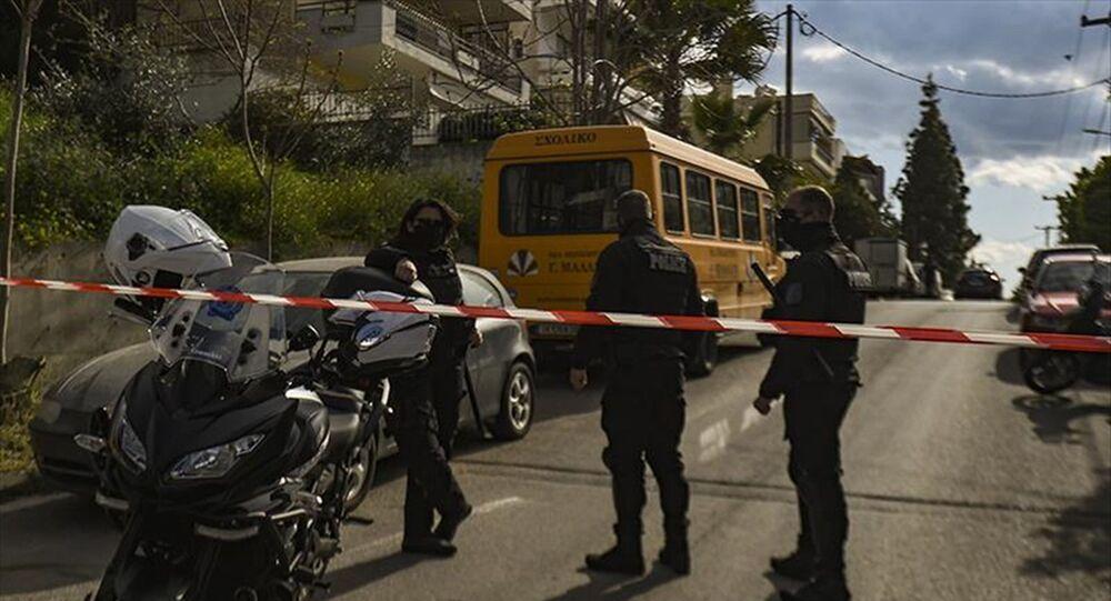 Yunan polis muhabiri Karaivaz öldürüldü