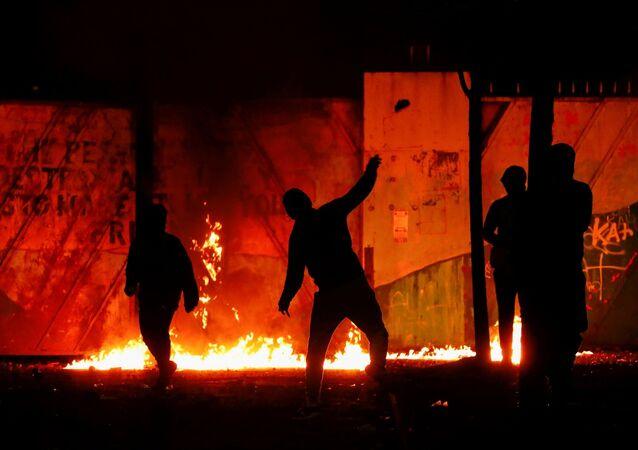 Kuzey İrlanda protestoları