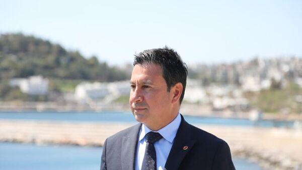 Bodrum Belediye Başkanı Ahmet Aras - Sputnik Türkiye