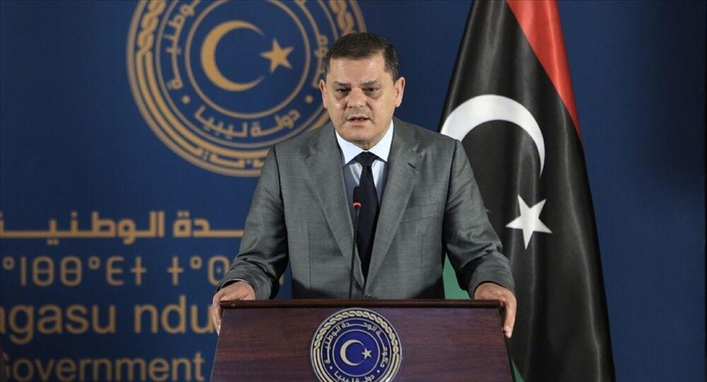 Libya Ulusal Birlik Hükümeti Başbakanı Abdulhamid Dibeybe