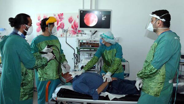 Doç. Dr. Nejat Altıntaş: KOAH hastaları, Avrupa'da 10 bin euro olan sistemi bedava taktırmak için Tekirdağ'a geliyor - Sputnik Türkiye
