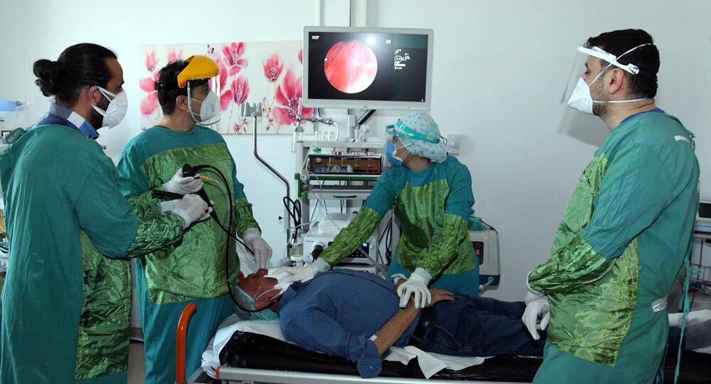 Doç. Dr. Nejat Altıntaş: KOAH hastaları, Avrupa'da 10 bin euro olan sistemi bedava taktırmak için Tekirdağ'a geliyor