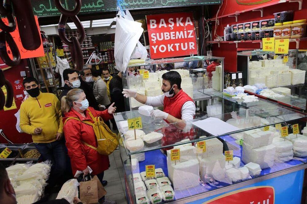 İstanbul'da Ramazan hareketliliği