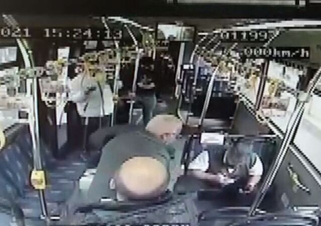 Sarıyer, İETT şoförü Yılmaz Katılmış'a saldırı