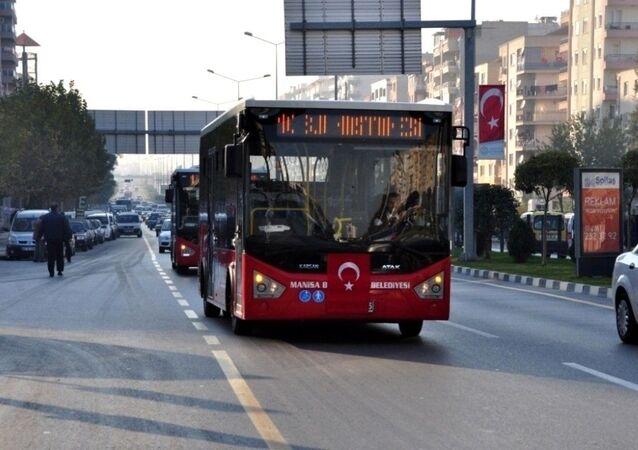 Manisa - otobüs