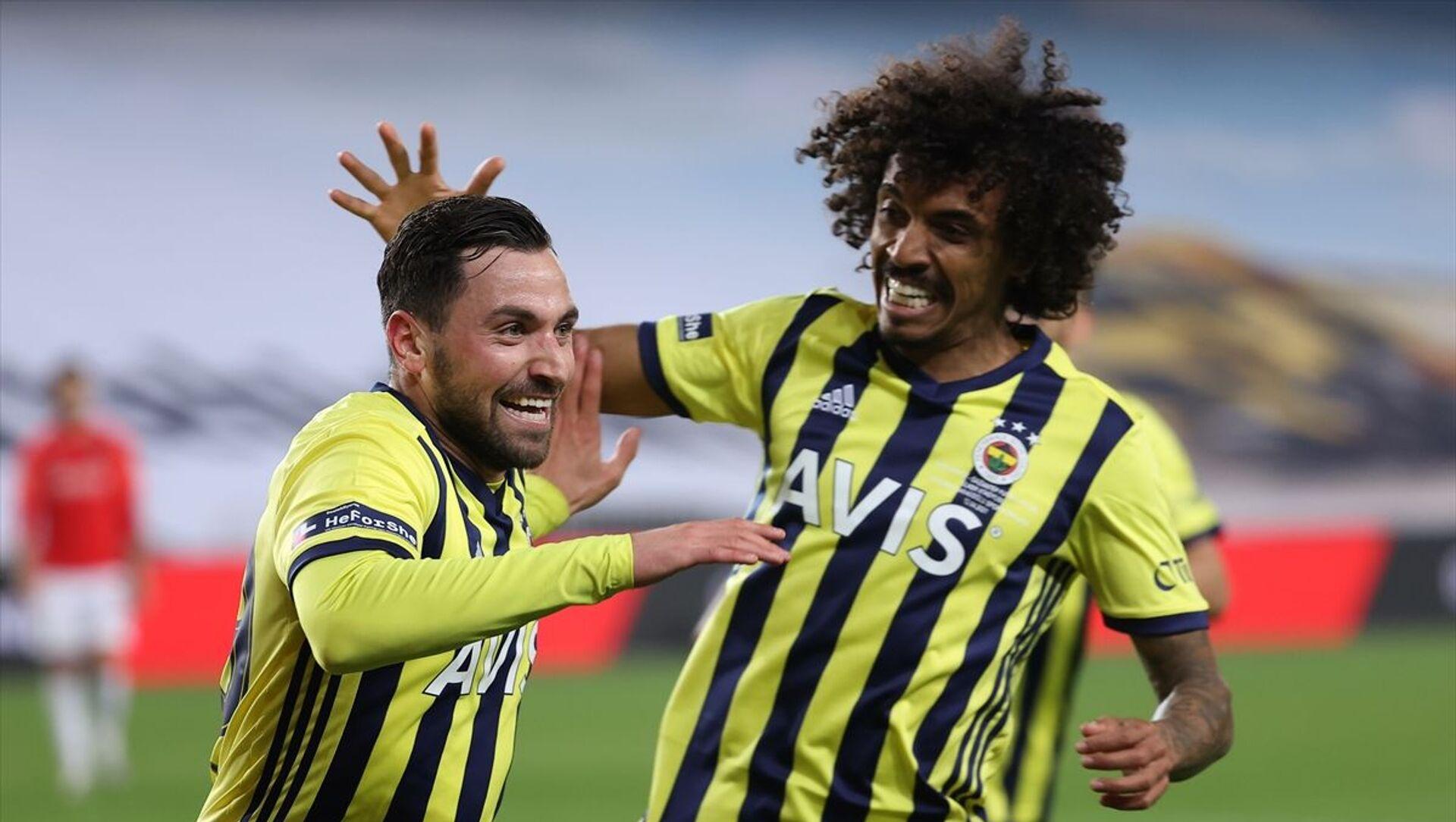 Fenerbahçe - Gaziantep - Sputnik Türkiye, 1920, 13.04.2021