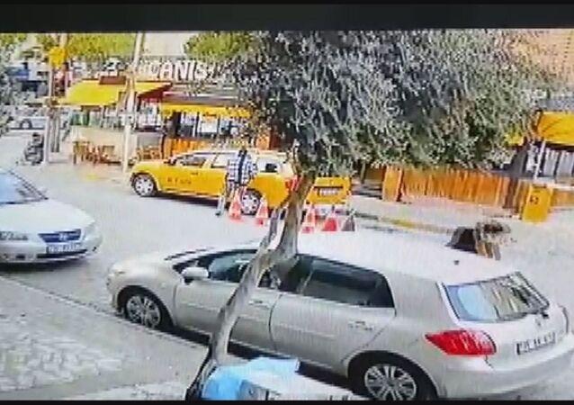 taksi kaçırma olayı