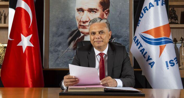 Antalya Muratpaşa Belediyesi Başkanı Ümit Uysal
