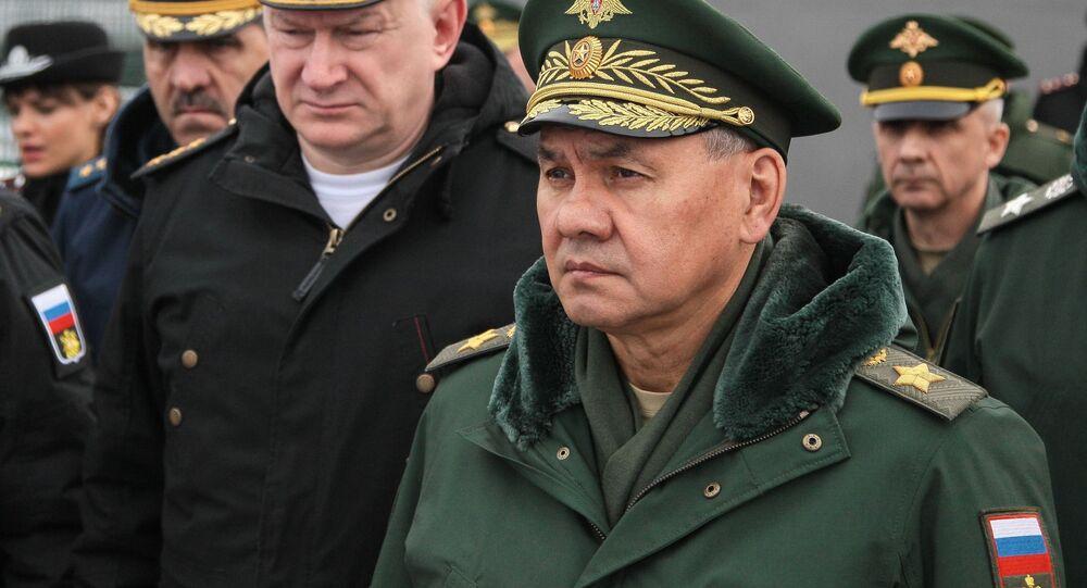 Sergey Şoygu