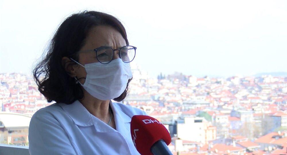 Koronavirüs Bilim Kurulu Üyesi Prof. Dr. Serap Şimşek Yavuz