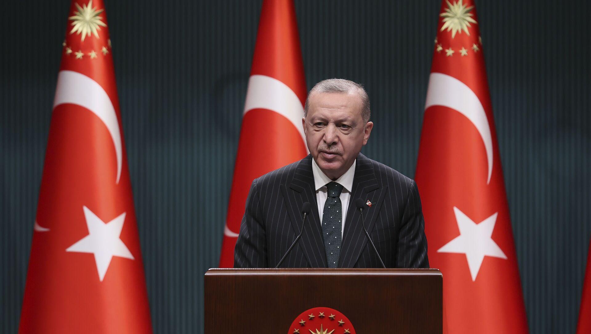 Recep Tayyip Erdoğan - Sputnik Türkiye, 1920, 30.04.2021