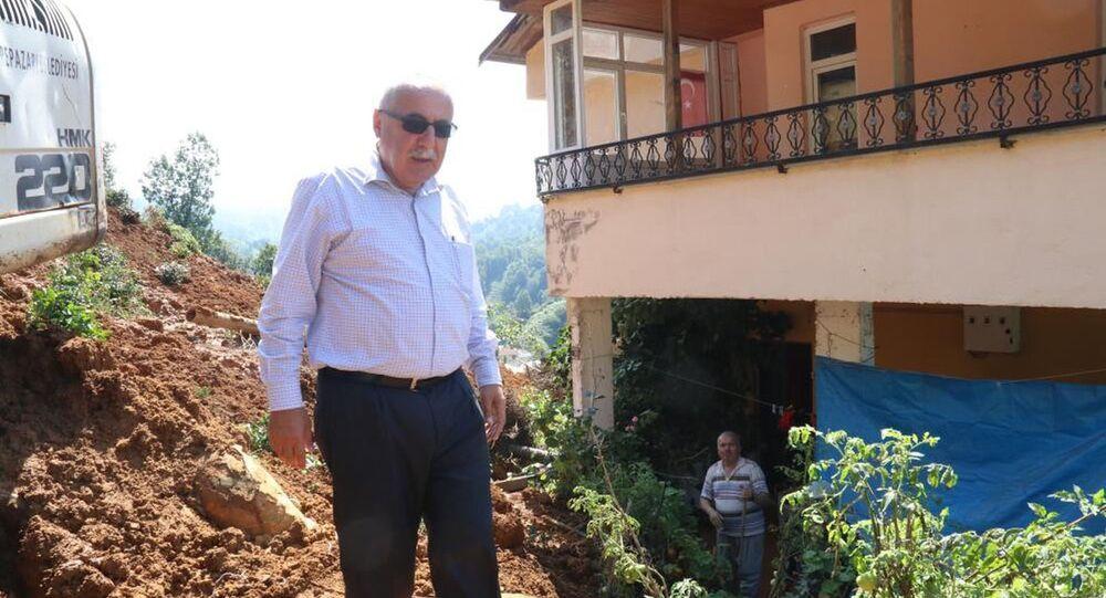MHP'den Derepazarı Belediye Başkanı seçilen Selim Metin