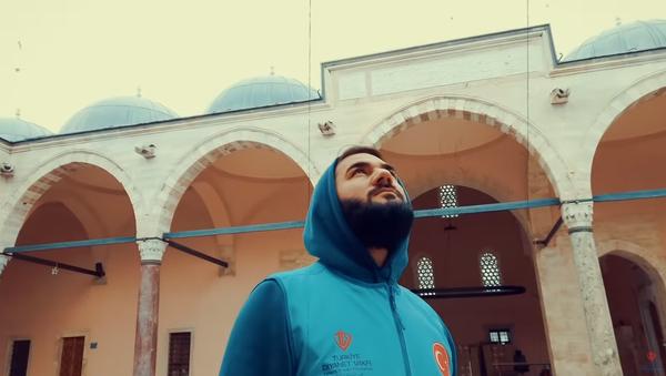 Diyanet Vakfı'nın rap müzikli kampanyası - Sputnik Türkiye