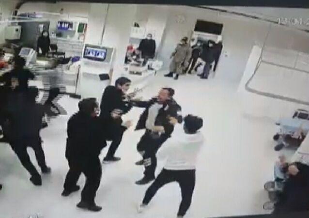 Sivas / hastane saldırı