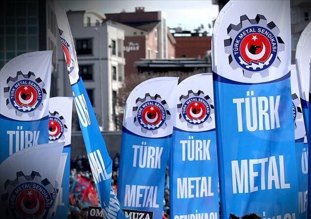 Türk metal iş sendikası