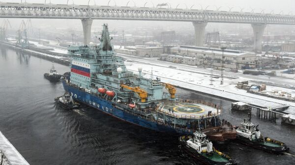 buzkıran filosu / Rusya - Sputnik Türkiye