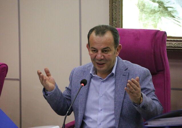 Bolu Belediye Başkanı Tanju Özcan