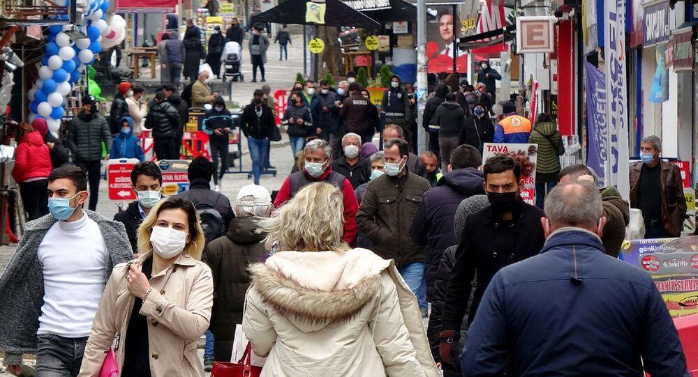 Edirne  - maske - koronavirüs