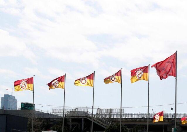 Galatasaray, bayrak