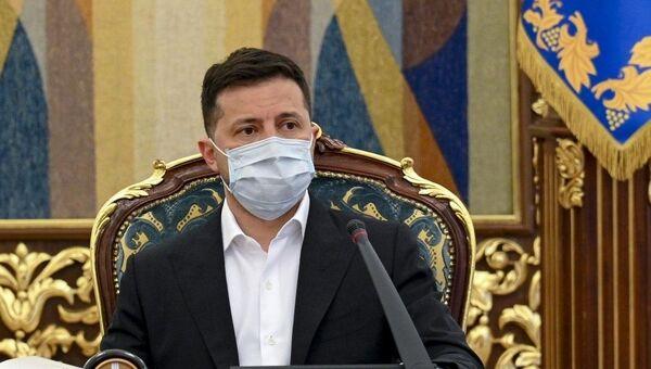 UkraynaDevlet Başkanı Vladimir Zelenskiy - Sputnik Türkiye