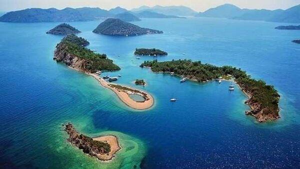 Yassıca Adaları - Sputnik Türkiye