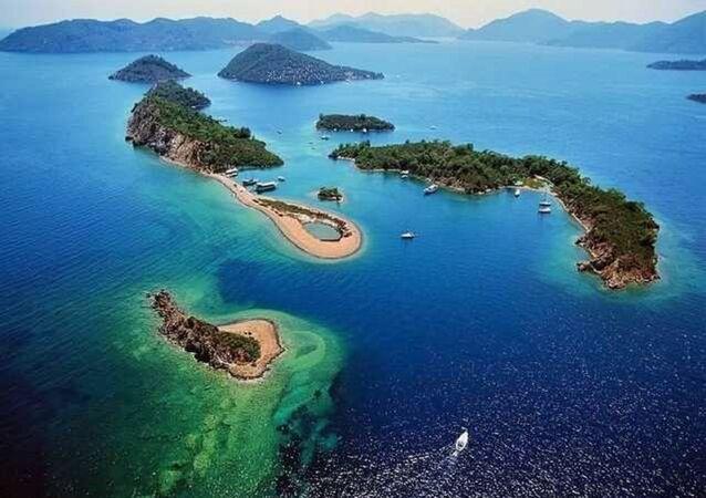 Yassıca Adaları