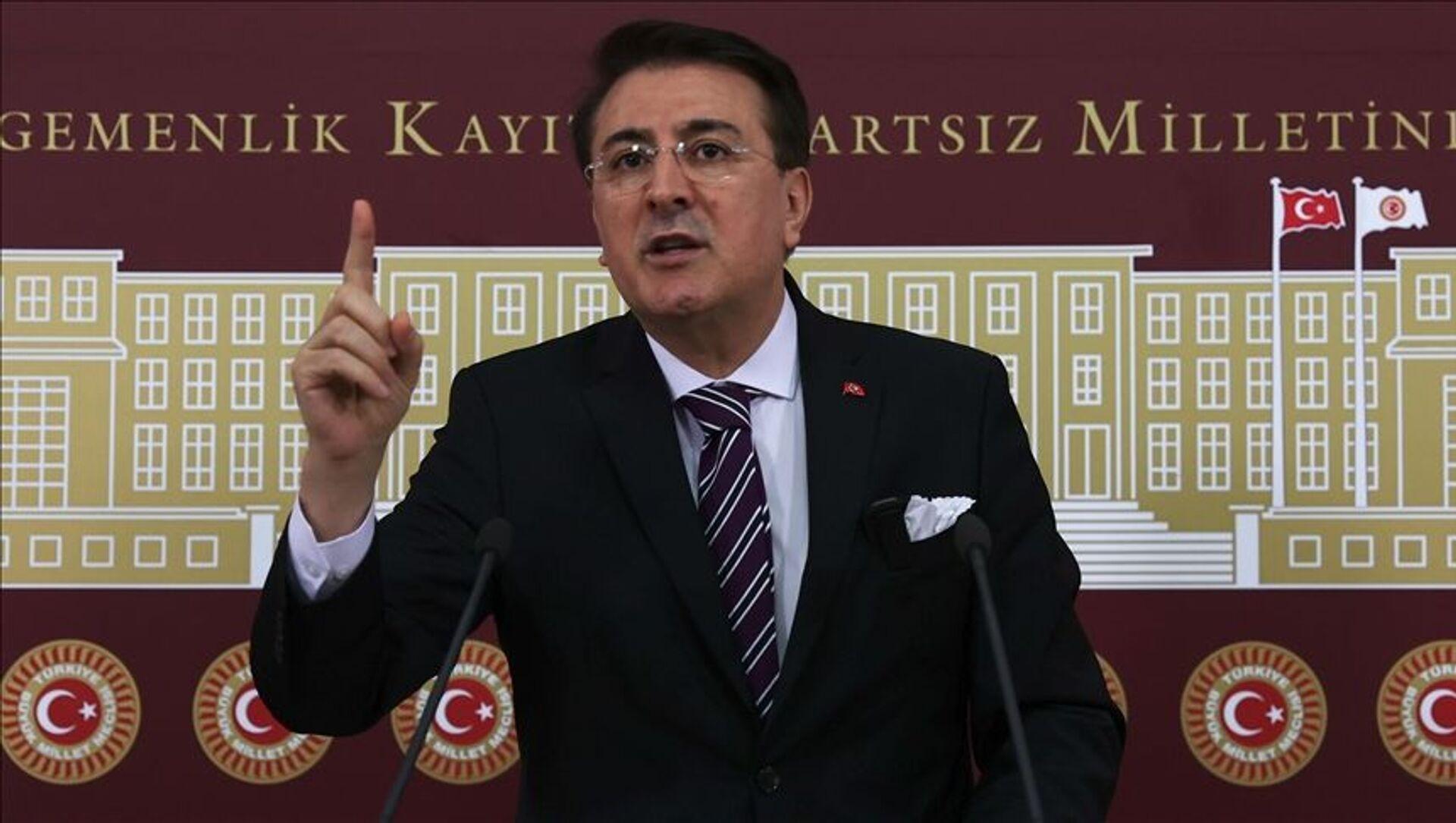 AK Parti Erzurum Milletvekili İbrahim Aydemir - Sputnik Türkiye, 1920, 16.04.2021