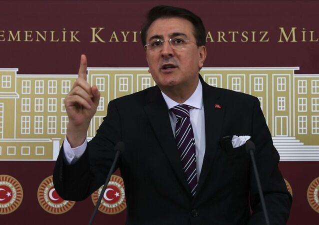 AK Parti Erzurum Milletvekili İbrahim Aydemir