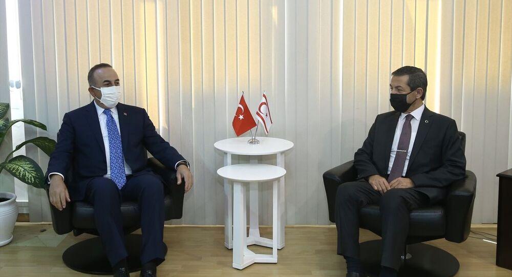 Mevlüt Çavuşoğlu, Tahsin Ertuğruloğlu