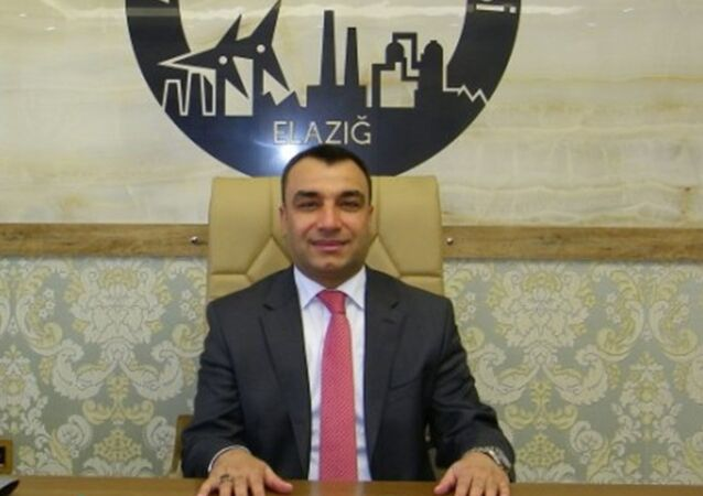 Akçakiraz Belediye Başkanı AK Partili Sebahattin Kaya