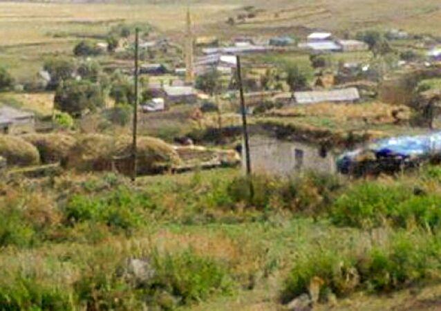 Ardahan - Göle ilçesine bağlı Dengeli köyü