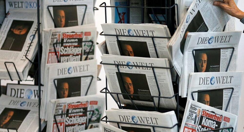 Die Welt gazetesi