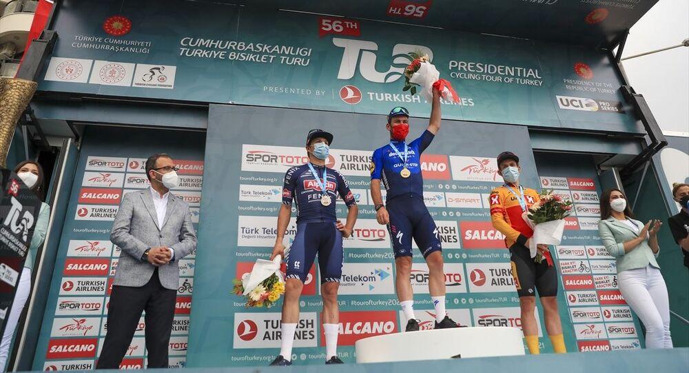 Cumhurbaşkanlığı Türkiye Bisiklet Turu, Jose Manuel Diaz Gallego