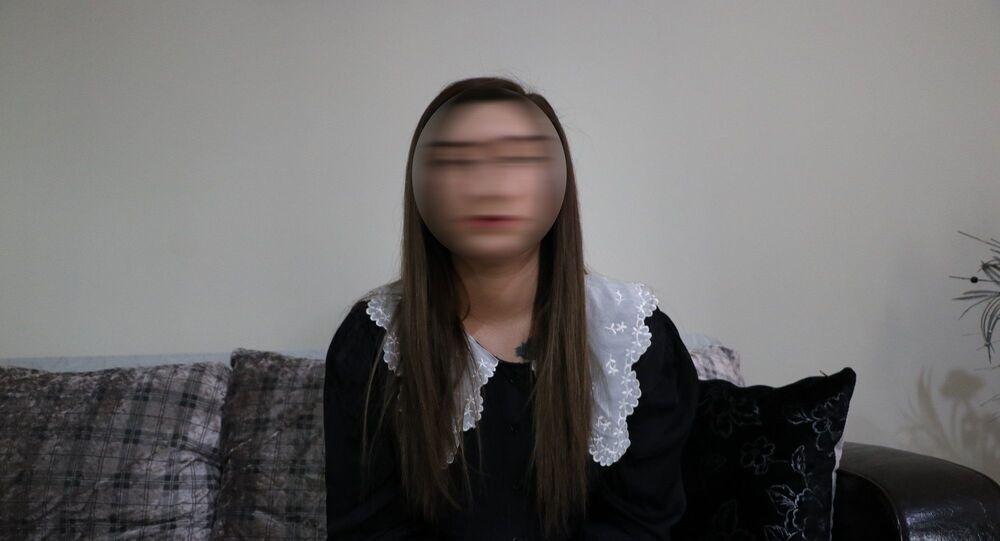 2019 yılında müstehcen görüntülerini gizlice çekişerek şantaj yapılan genç kız
