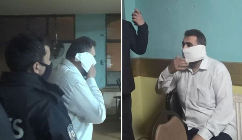 İstanbul denetim / maske