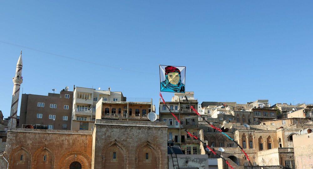 Mardin - uçurtma