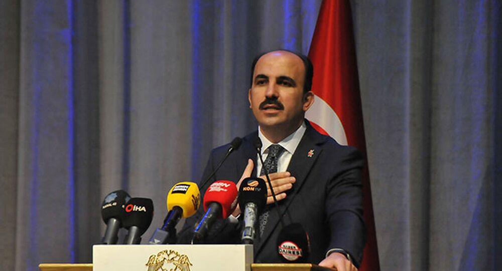 Konya Büyükşehir Belediye Başkanı Uğur İbrahim Altay