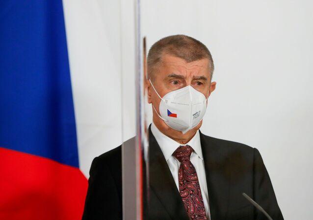 Çekya Başbakanı Andrej Babiş