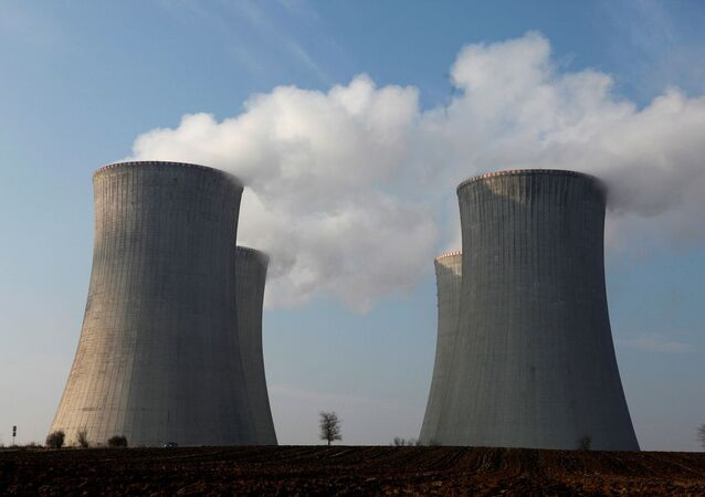 Dukovany nükleer santrali