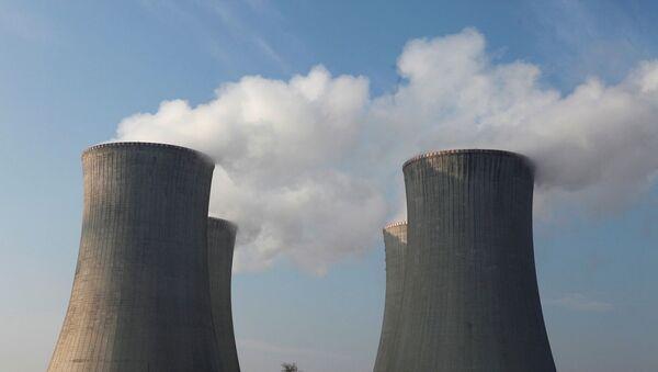 Dukovany nükleer santrali - Sputnik Türkiye
