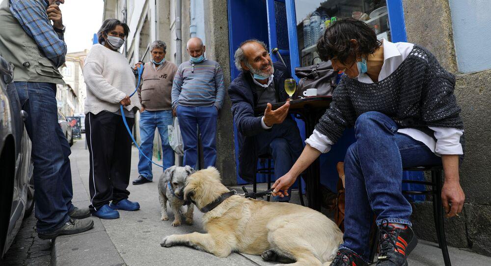 Portekiz'de koronavirüs vakaları azalıyor